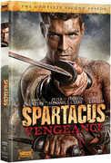 Spartacus: Vengeance , Liam McIntyre