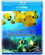 Fascination Coral Reef 3D: Mysterious Worlds [Import]