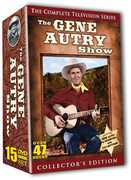 The Gene Autry Show: The Complete Television Series , Gene Autry
