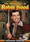 The Adventures of Robin Hood: Volumes 1-15 , Donald Pleasence