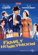 Family Honeymoon , William Daniels
