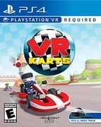 Karts: VR for PlayStation 4
