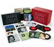 Complete Studio Recordings (Original Jacket) , Maria Callas