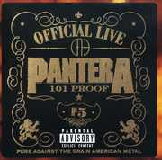 Official Live [Explicit Content] , Pantera