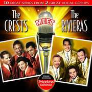 The Crests Meet The Rivieras