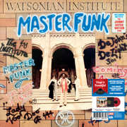 Master Funk - Red Vinyl 2017 Limited Edition , Watsonian Institute