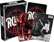 Rush Vintage Playing Cards Deck