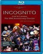 Incognito: Live in London: The 30th Anniversary Concert , Incognito