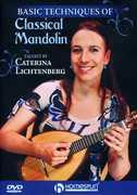 Basic Techniques of Classical Mandolin , Caterina Lichtenberg