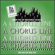 Classic Broadway Karaoke 2: A Chorus Line