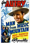 Man from Music Mountain , Gene Autry