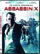 Assassin X , Martin Kove
