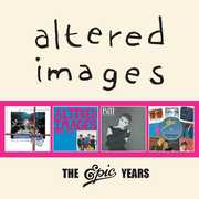 Epic Years [Import] , Altered Images