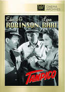 Tampico , Edward G. Robinson