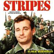 Stripes (Red, White & Blue Striped) , Elmer Bernstein