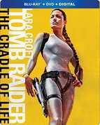 Lara Croft: Tomb Raider - The Cradle of Life (Steelbook) , Ciarán Hinds