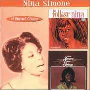 Folksy Nina /  with Strings