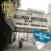 Allman Brothers Live at the Beacon Theater 1992: Play All Night