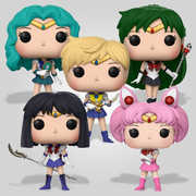Sailor Moon W2 Collectibles Bundle
