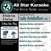 Karaoke: Lady Antebellum, Vol. 1