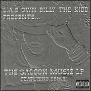 The Saloon Music LP [Explicit Content]