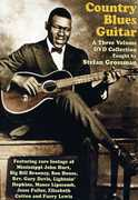 Country Blues Guitar: Volume 3: A Three Volume Collection , Stefan Grossman