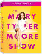 The Mary Tyler Moore Show: The Complete Seasons 1-7 , Mary Tyler Moore