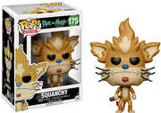 FUNKO POP! ANIMATION: Rick and Morty - Squanchy