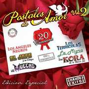 Postales De Amor Vol 2 /  Var