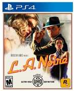 L.A. Noire for PlayStation 4
