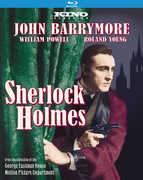 Sherlock Holmes (1922) , John Barrymore