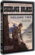 Sherlock Holmes: The Archive Collection - Volume Two , Basil Rathbone