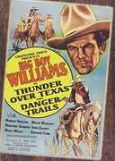 Thunder Over Texas (1934) /  Danger Trails (1935) , Guinn Williams