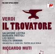 Il Trovatore - the Sony