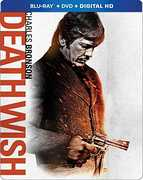 Death Wish (Steelbook) , Charles Bronson