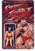 Super7 - ReAction - Street Fighter II ReAction Figures - Zangief