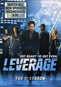 Leverage: The First Season , Timothy Hutton