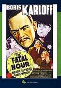 The Fatal Hour , Boris Karloff