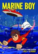 Marine Boy: The Complete Third Season , Jack Grimes