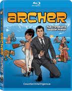 Archer: The Complete Season Three , Stephen Schwartz