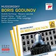 Boris Godunov , Mussorgsky