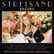 Encore: Movie Partners Sing Broadway , Barbra Streisand