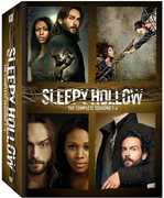 Sleepy Hollow: The Complete Seasons 1-4