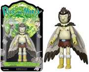 FUNKO ARTICULATED ACTION FIGURE: Rick and Morty - Bird Person
