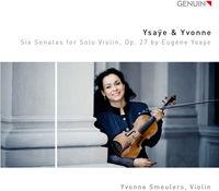 Yvonne Smeulers - Six Sonatas For Solo Violin