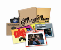 John Coltrane - The Atlantic Years In Mono [6LP Boxset w/7 Inch Single]