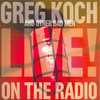 Greg Koch - Live On The Radio