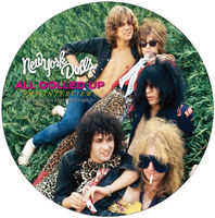 New York Dolls - All Dolled Up: Interview Picturedisc & Dvd