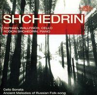 R. SHCHEDRIN - Music For Cello & Piano