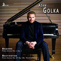 Adam Golka - Piano Son 1